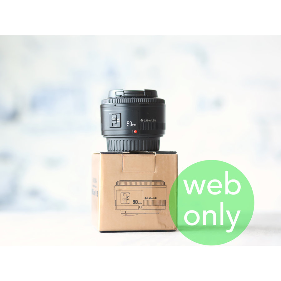 Yongnuo 50mm f/1.8 (Canon)-1