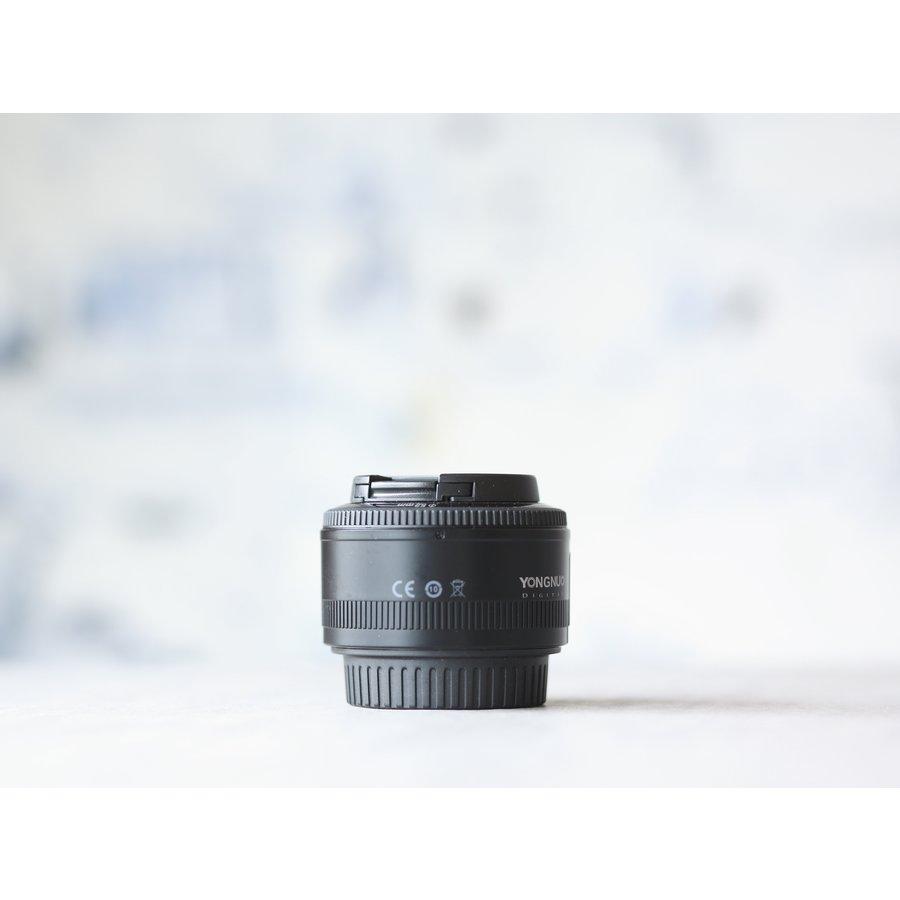 Yongnuo 50mm f/1.8 (Canon)-2