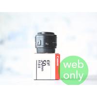 thumb-Canon EF 50mm f/1.8 II-1