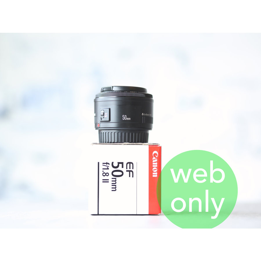 Canon EF 50mm f/1.8 II-1