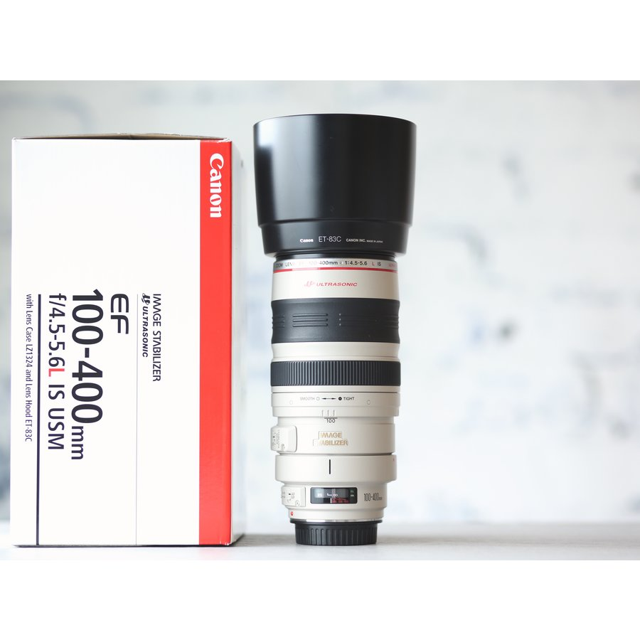 Canon EF 100-400mm f/4.5-5.6L IS USM-1