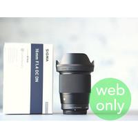 thumb-Sigma 16mm f/1.4 DC DN Contemporary (MFT)-1