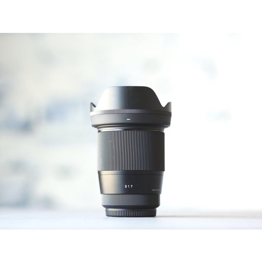 Sigma 16mm f/1.4 DC DN Contemporary (MFT)-2