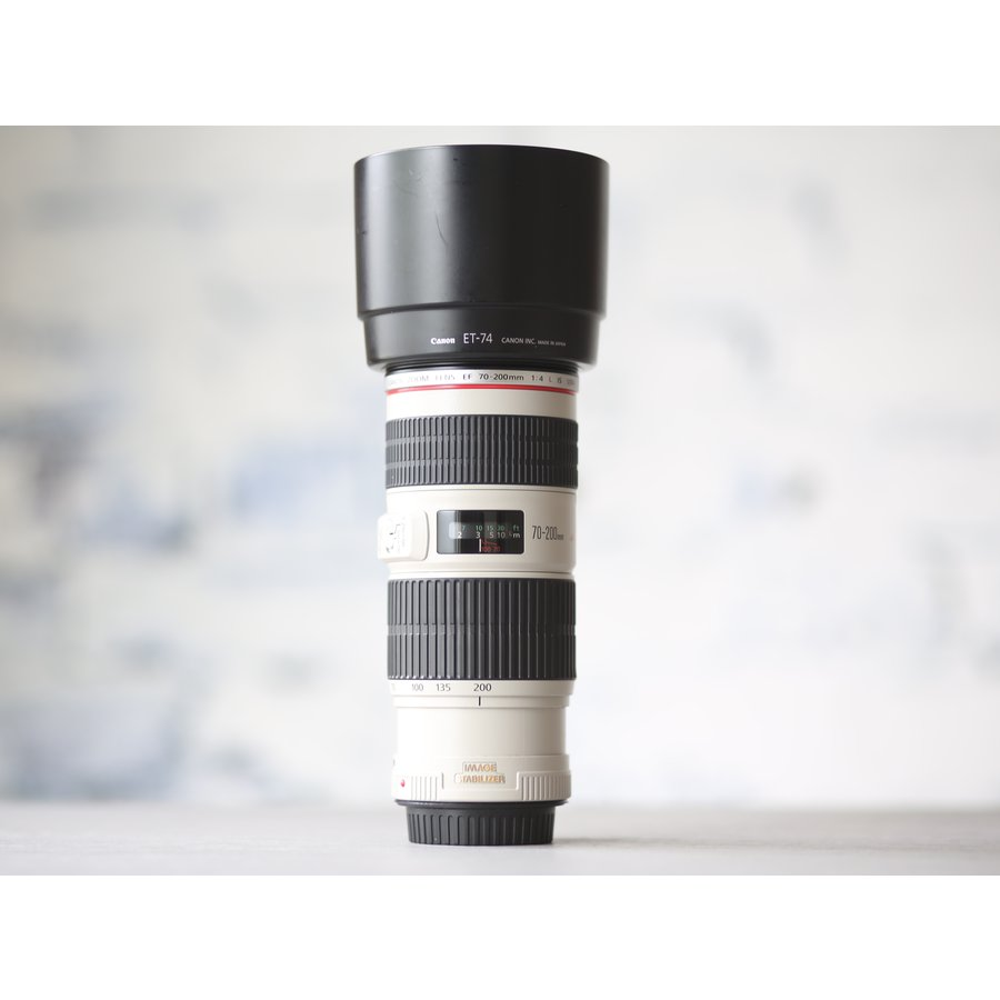 Canon EF 70-200mm f/4L IS USM-2