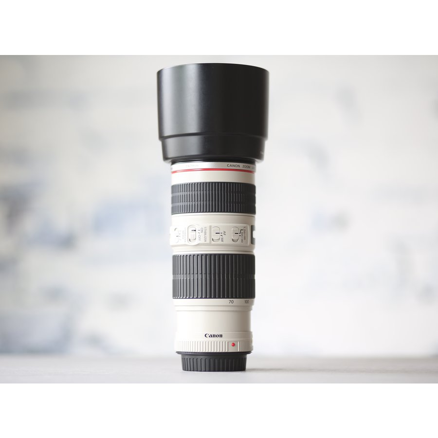 Canon EF 70-200mm f/4L IS USM-3