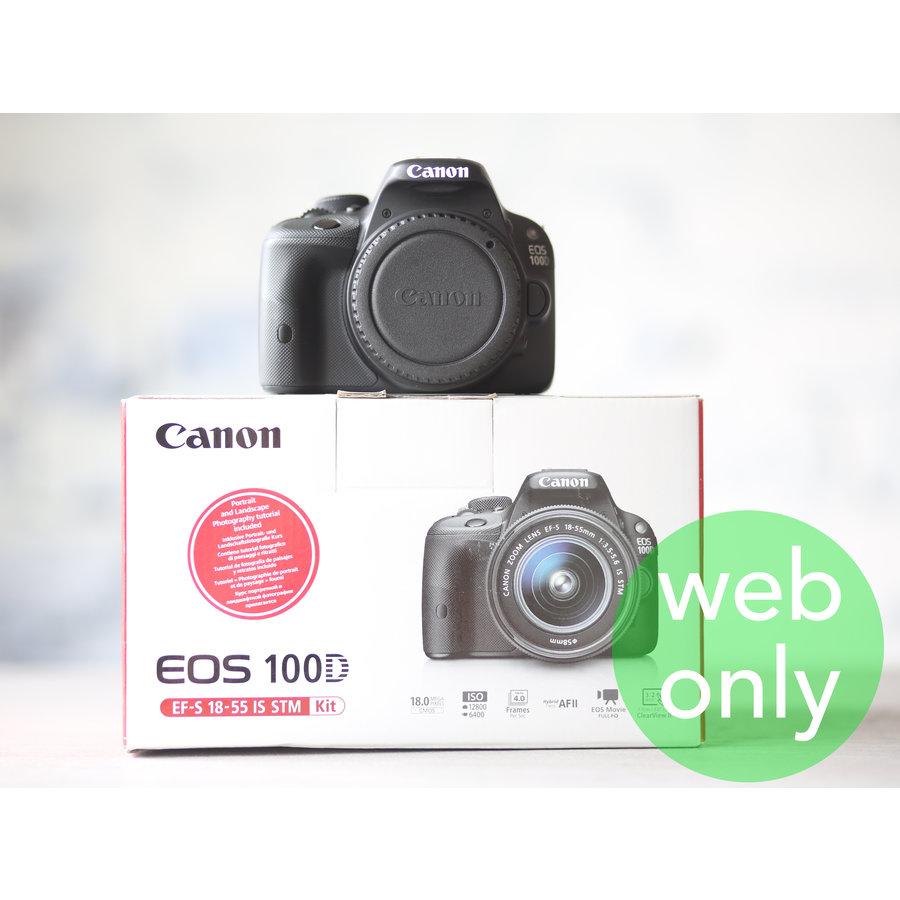 Canon EOS 100D-1