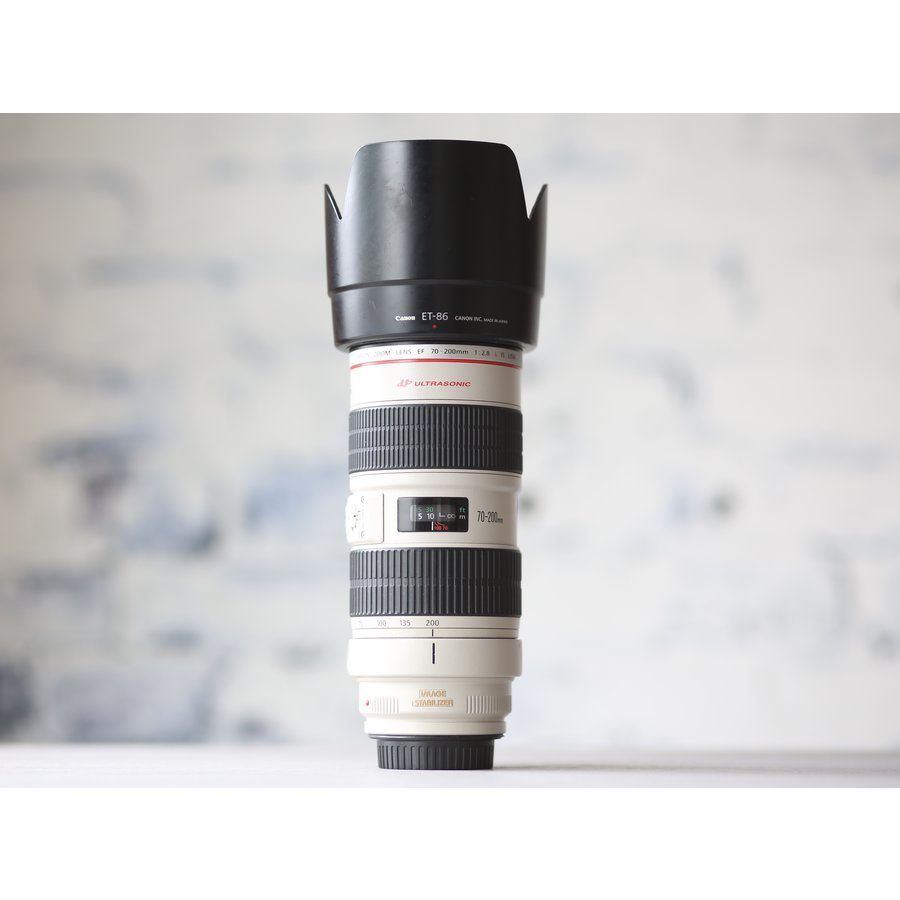 Canon EF 70-200mm f/2.8L IS USM-2