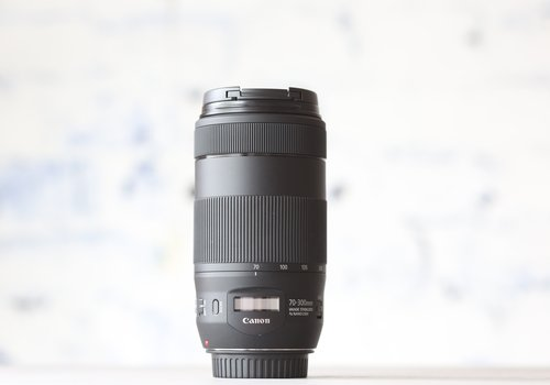 Canon EF 70-300mm f/4-5.6 II IS USM