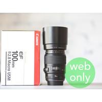 thumb-Canon EF 100mm f/2.8 Macro USM-1