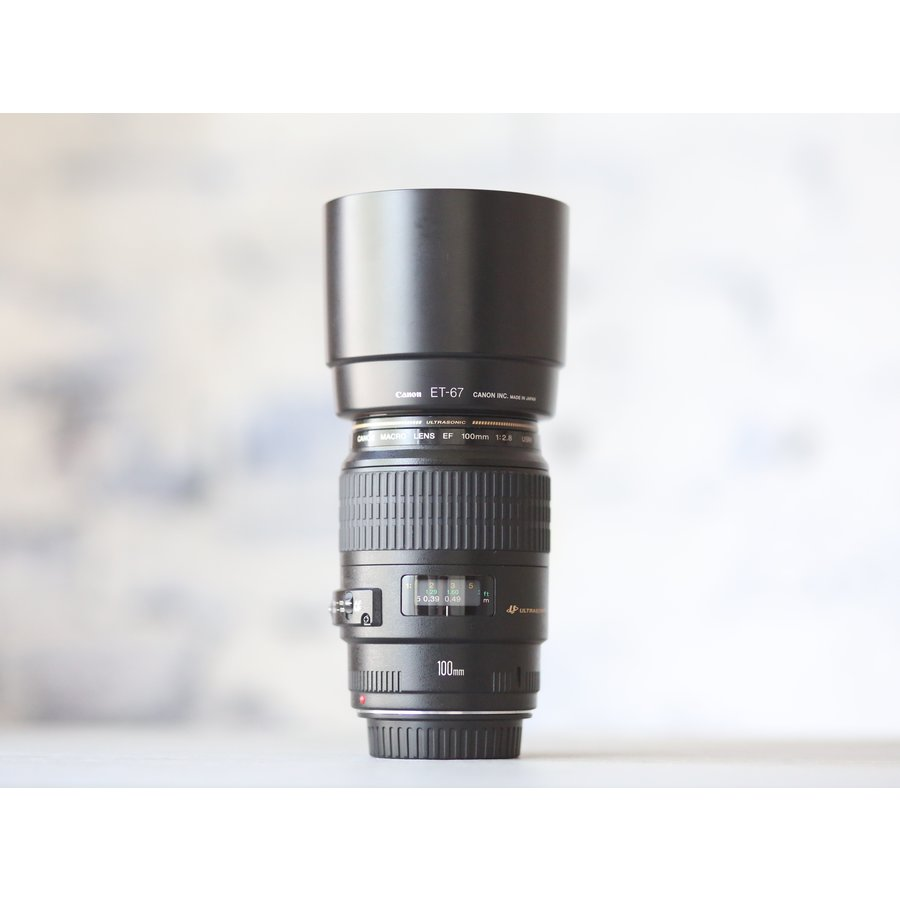 Canon EF 100mm f/2.8 Macro USM-2