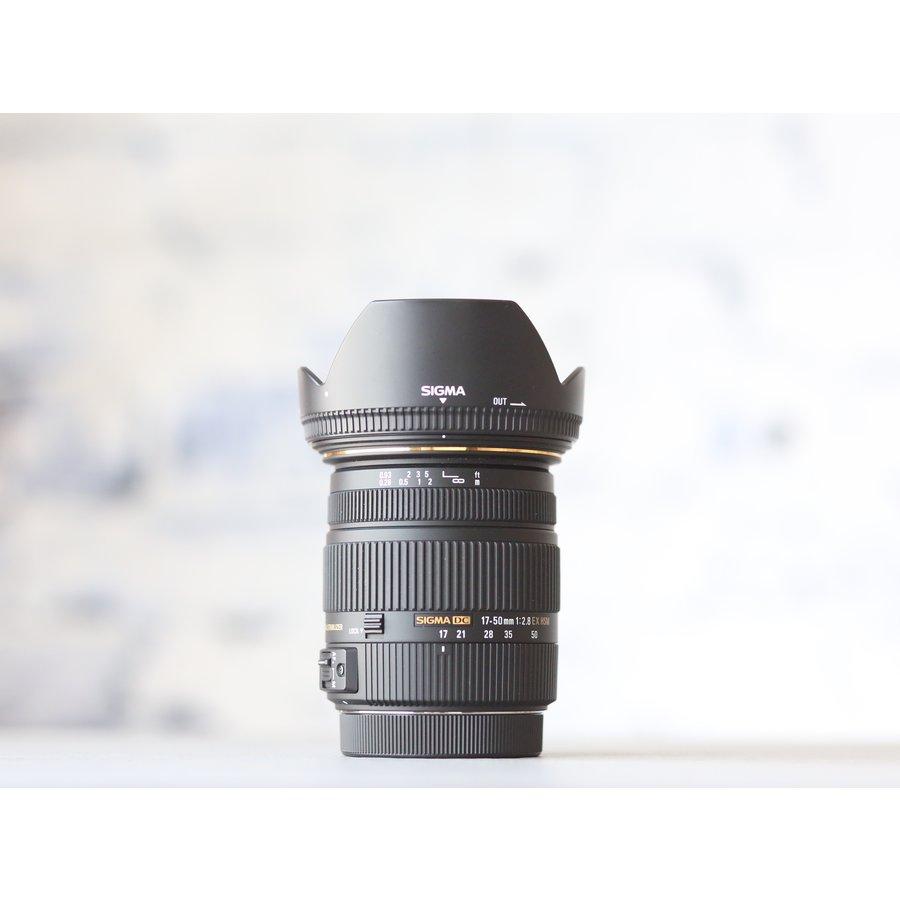 Sigma 17-50mm f/2.8 EX DC OS HSM (Canon)-2