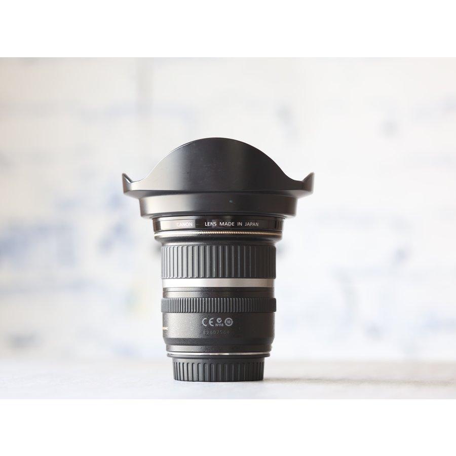 Canon EF-S 10-22mm f/3.5-4.5 USM-2