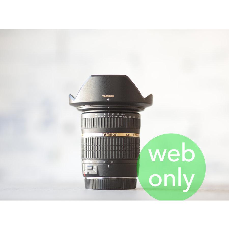 Tamron SP AF 10-24mm f/3.5-4.5 Di II (Canon)-1