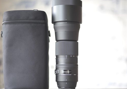 Sigma 150-600mm f/5.0-6.3 DG OS HSM Contemporary (Canon)