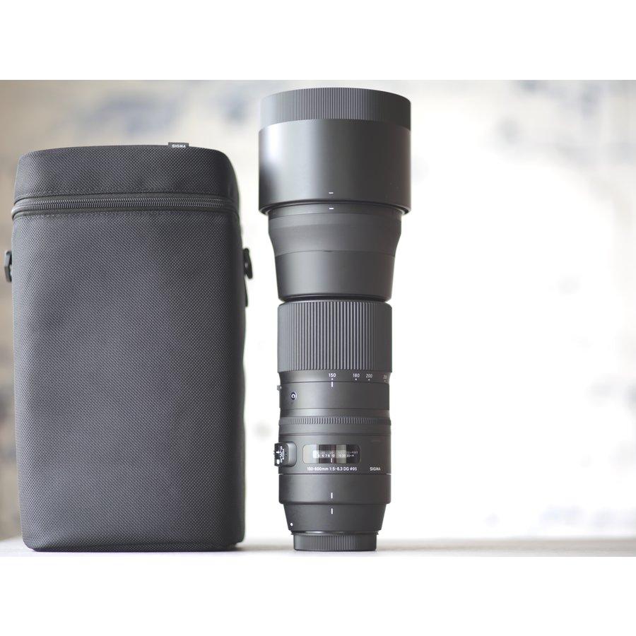 Sigma 150-600mm f/5.0-6.3 DG OS HSM Contemporary (Canon)-1