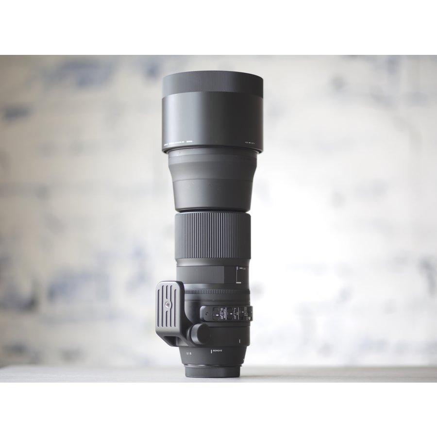 Sigma 150-600mm f/5.0-6.3 DG OS HSM Contemporary (Canon)-2