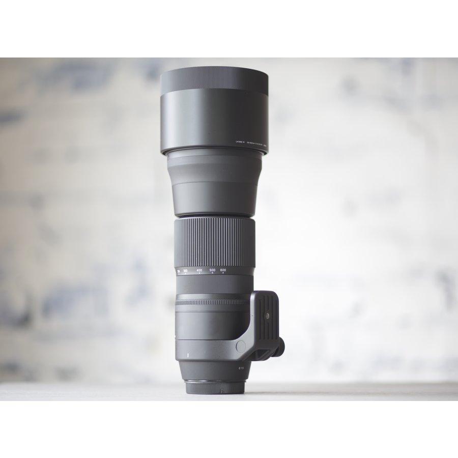 Sigma 150-600mm f/5.0-6.3 DG OS HSM Contemporary (Canon)-3