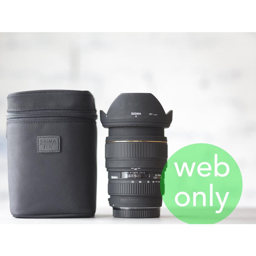 Sigma 24-70mm f/2.8 EX DG (Canon)-1