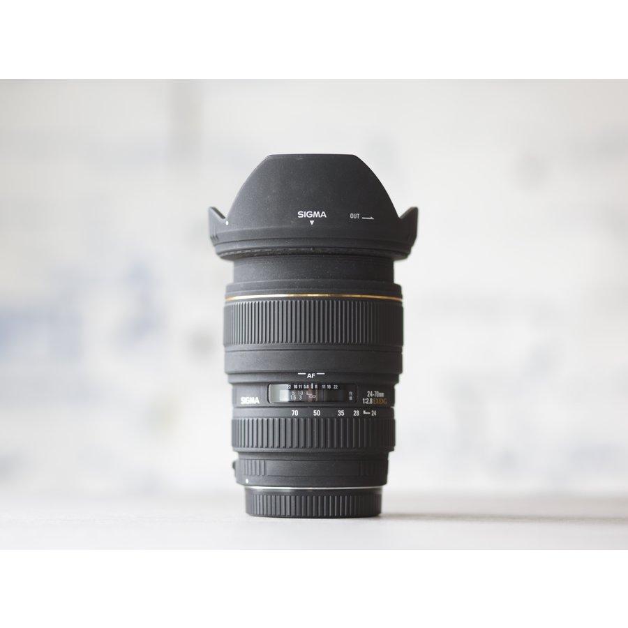 Sigma 24-70mm f/2.8 EX DG (Canon)-2