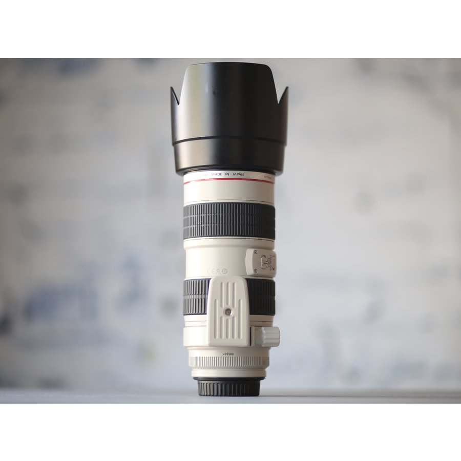 Canon EF 70-200mm f/2.8L IS USM-5