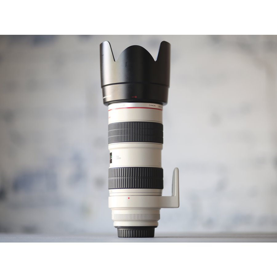 Canon EF 70-200mm f/2.8L IS USM-4