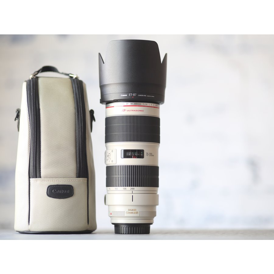 Canon EF 70-200mm f/2.8L IS II USM-1