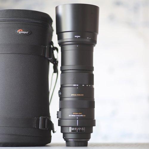 Sigma 150-500mm f/5.0-6.3 DG OS HSM APO (Canon)