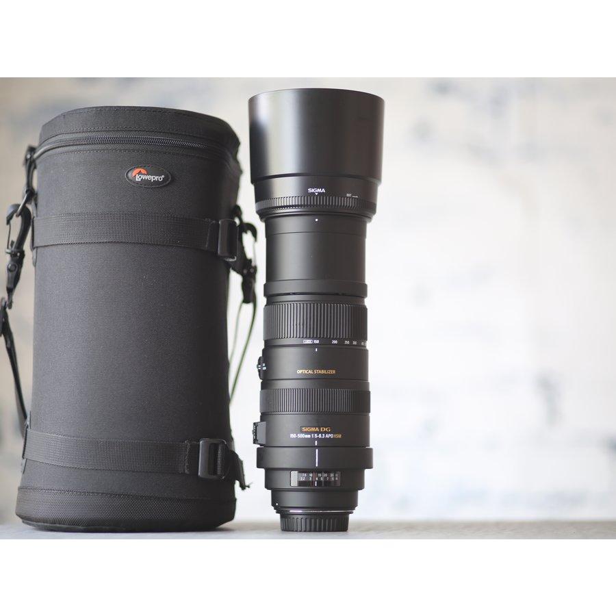 Sigma 150-500mm f/5.0-6.3 DG OS HSM APO (Canon)-1