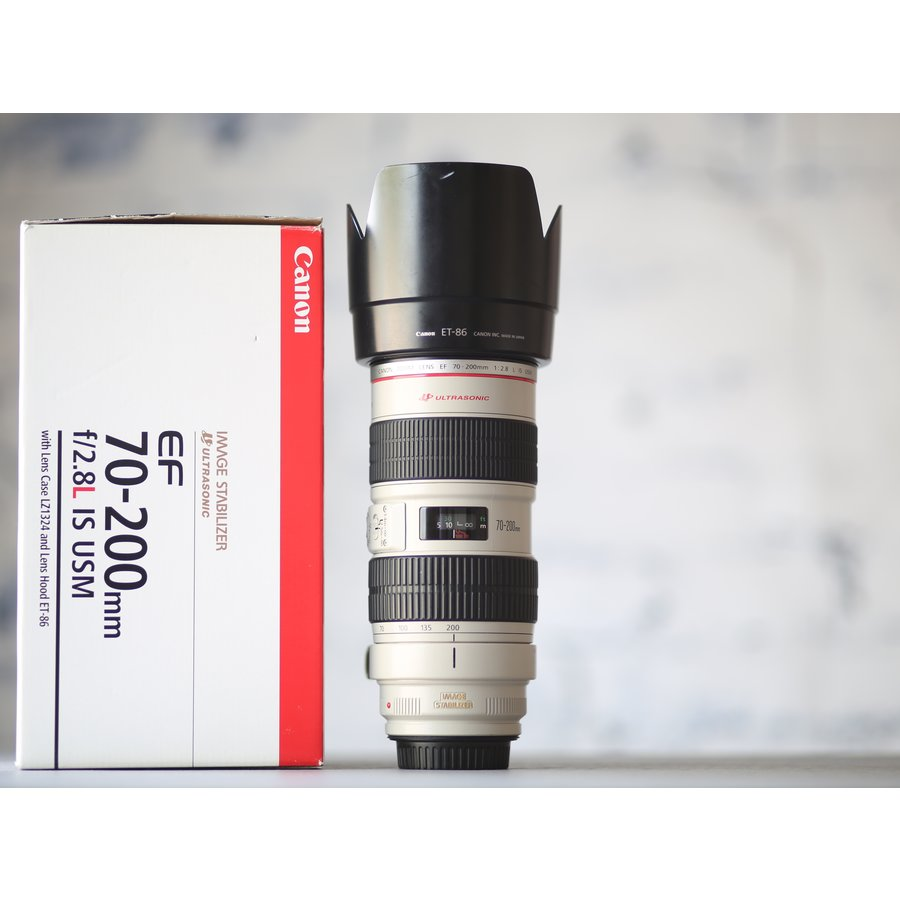 Canon EF 70-200mm f/2.8L IS USM-1