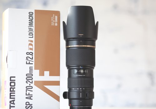 Tamron AF 70-200mm f/2.8 SP Di LD IF (Canon)
