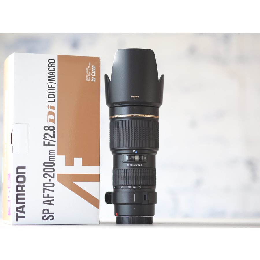 Tamron AF 70-200mm f/2.8 SP Di LD IF (Canon)-1
