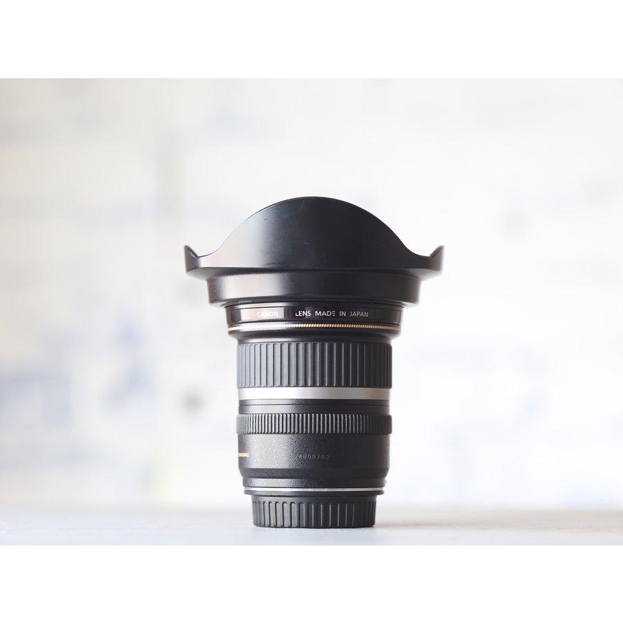 Canon EF-S 10-22mm f/3.5-4.5 USM-3
