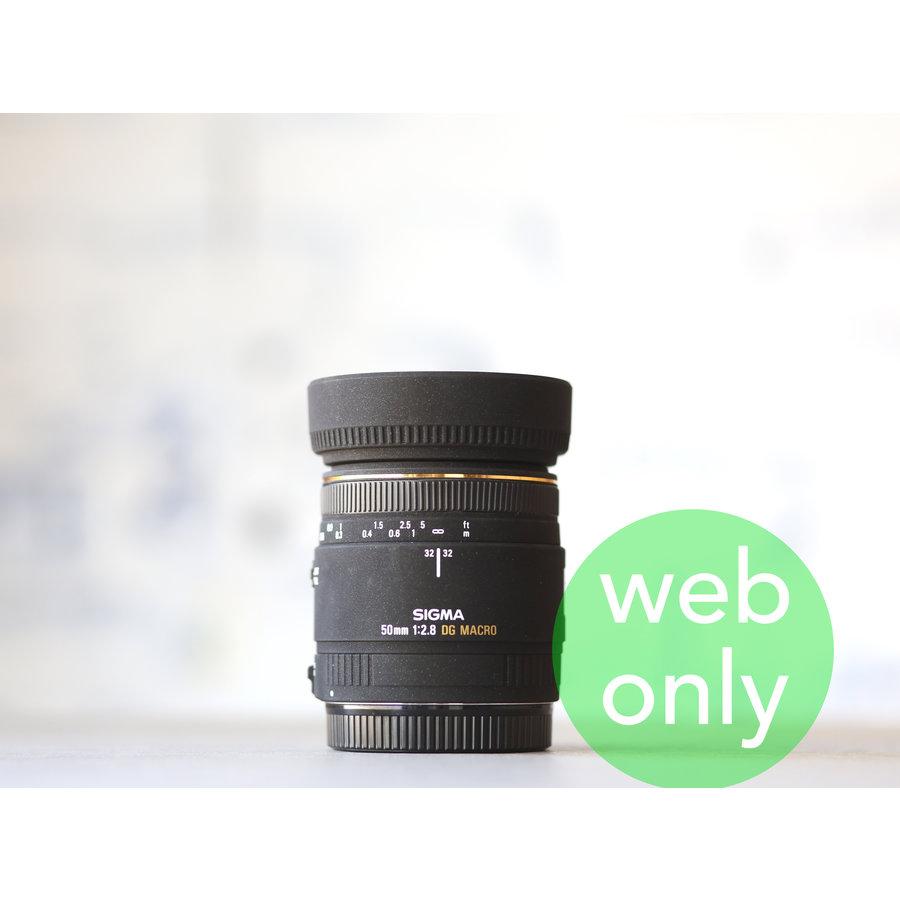 Sigma 50mm f/2.8 EX DG Macro (Canon)-1