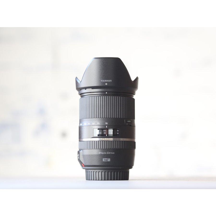 Tamron AF 16-300mm f/3.5-6.3 Di II VC PZD Macro (Canon)-2