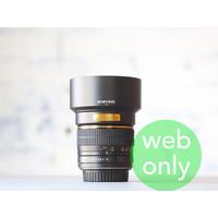 thumb-Samyang 85mm f/1.4 aspherical IF (Canon)-1