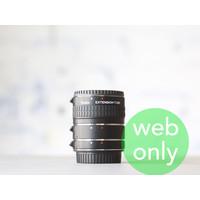 thumb-Kenko Extension Tube set - 12, 20, 36mm (Canon)-1