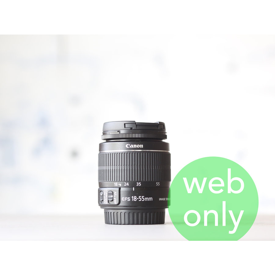 Canon EF-S 18-55mm f/3.5-5.6 IS II-1