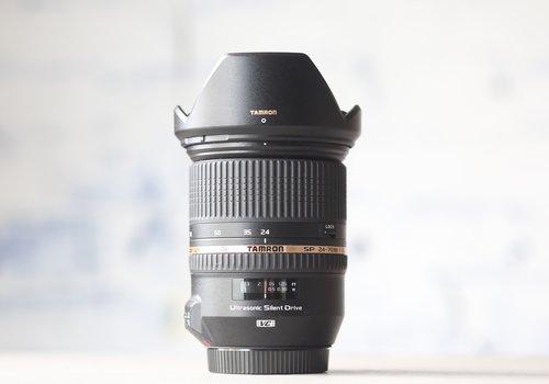Tamron SP 24-70mm f/2.8 Di VD USD (Canon)