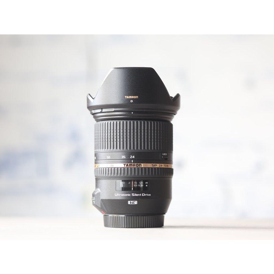 Tamron SP 24-70mm f/2.8 Di VD USD (Canon)-1