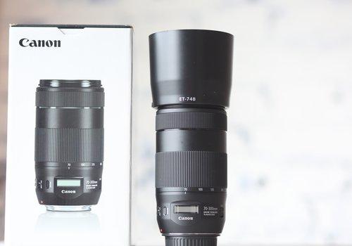 Canon EF 70-300mm f/4-5.6 II IS USM