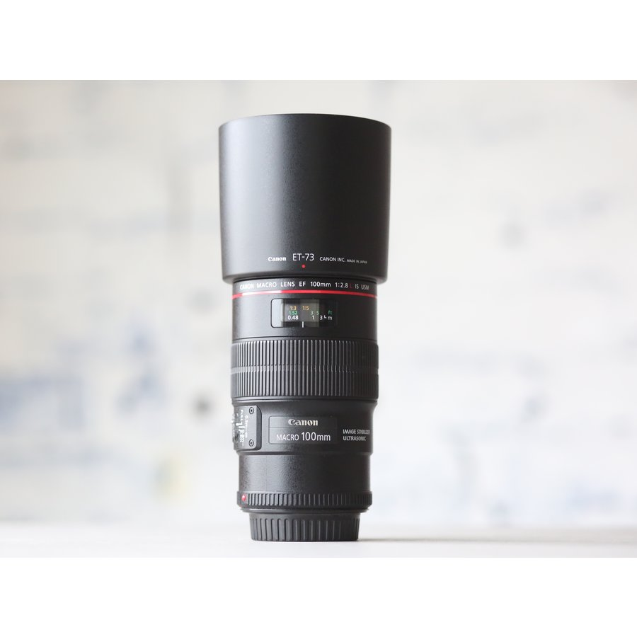 Canon EF 100mm f/2.8L Macro IS USM-2