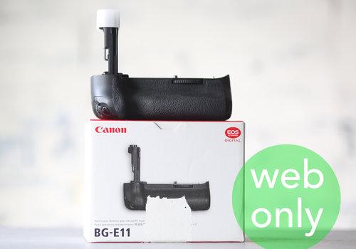 Canon BG-E11 Battery Grip + Accu