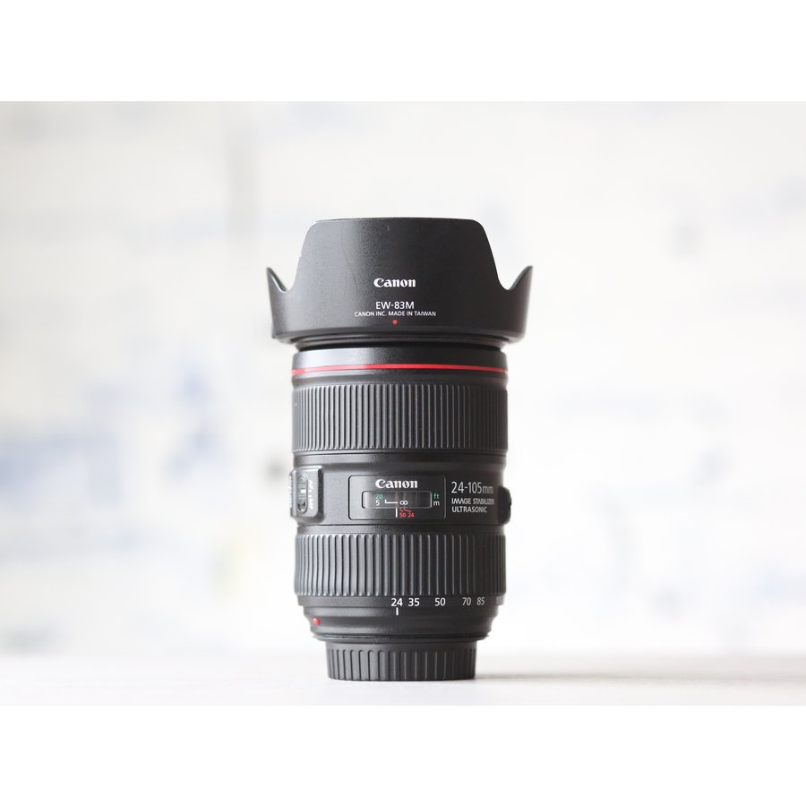 Canon EF 24-105mm f/4L IS II USM-2
