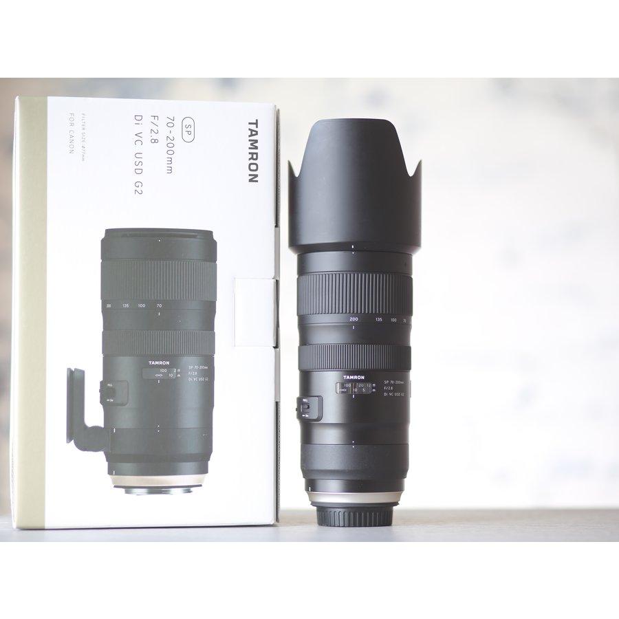 Tamron SP 70-200mm f/2.8 Di VC USD G2 (Canon)-1