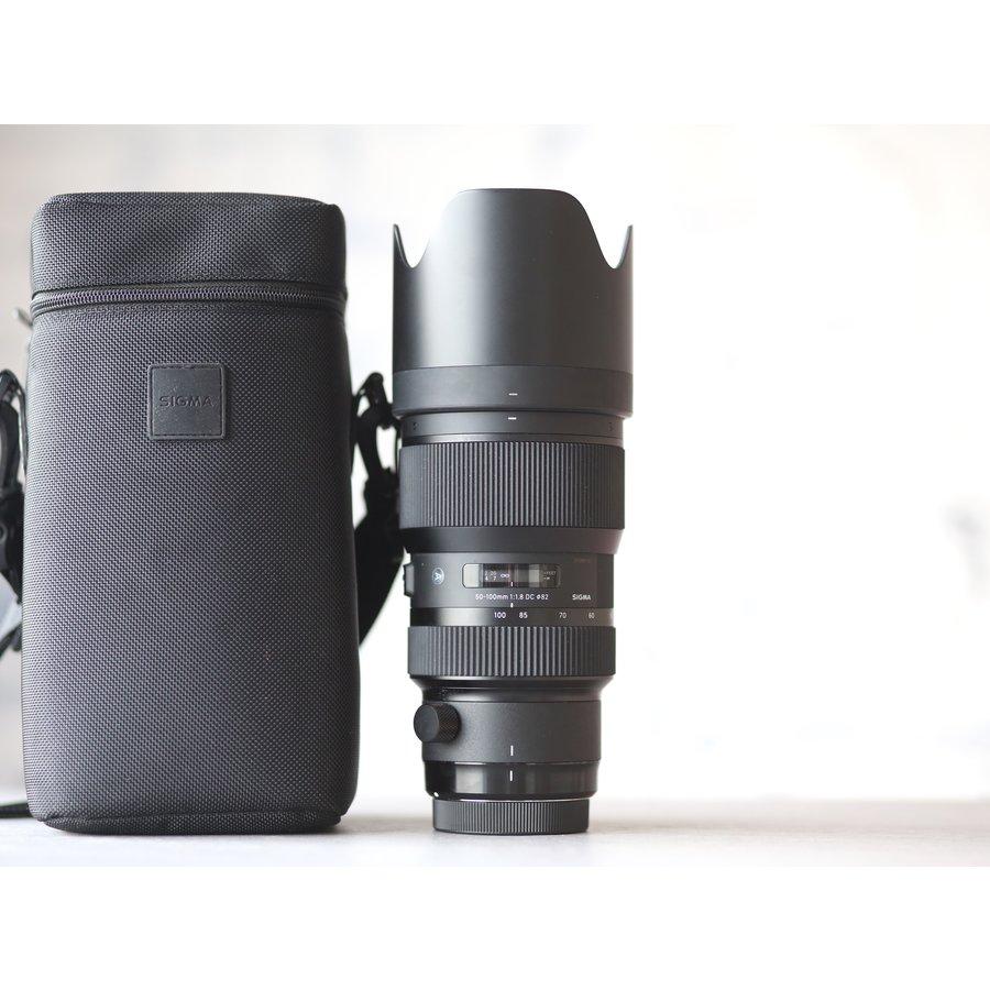 Sigma 50-100mm f/1.8 DC HSM Art (Canon)-1