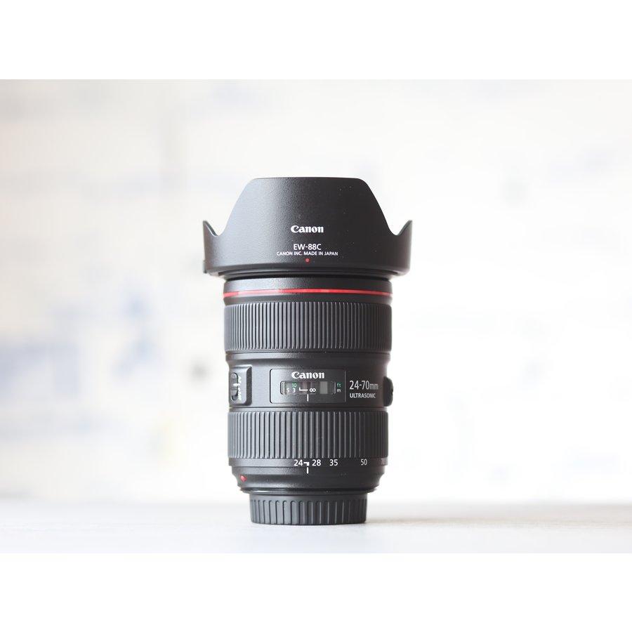 Canon EF 24-70mm f/2.8L II USM -- (Incl. BTW)-2