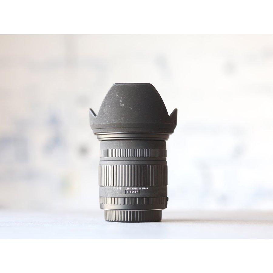 Sigma 17-70mm f/2.8-4.5 DC  (Canon)-2