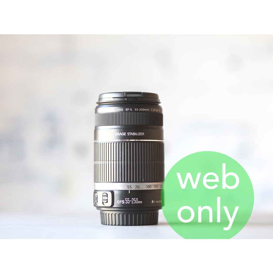 Canon EF-S 55-250mm f/4-5.6 IS-1