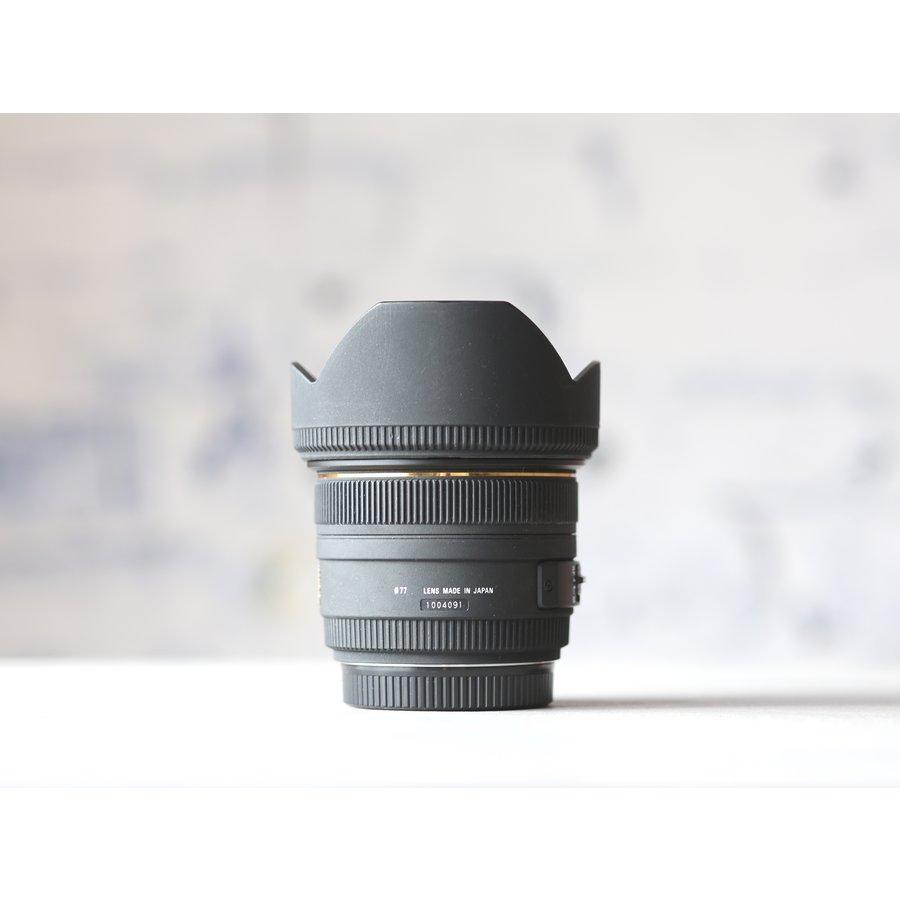 Sigma 50mm f/1.4 EX DG HSM (Canon)-3