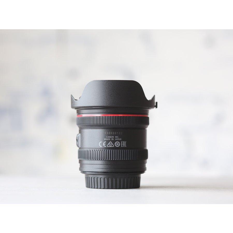 Canon EF 8-15mm f/4L Fisheye USM-3